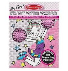 Melissa & Doug M&D - My First Paint with Water - Pink