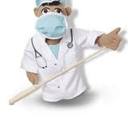 Melissa & Doug M&D - Puppet - Doctor