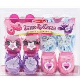 Melissa & Doug M&D - Dress Up Shoes
