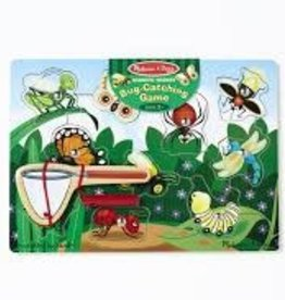 Melissa & Doug M&D - Magnetic Wooden Bug Catching Game