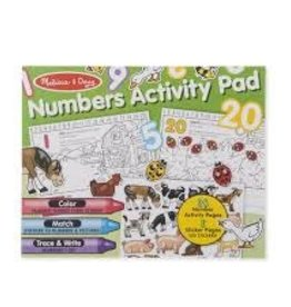 Melissa & Doug M&D - Numbers Activity Pad