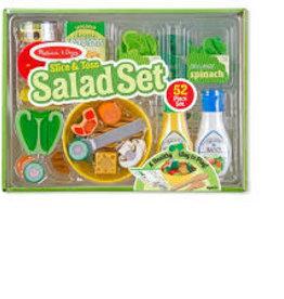 Melissa & Doug M&D - Salad Play Set