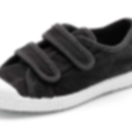Cienta Cienta - Black w Velcro Straps
