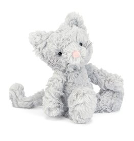JellyCat JellyCat - Small Squiggle Kitty