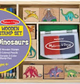 Melissa & Doug M&D - Dinosaur Stamp Set