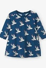 Hatley Hatley - Teal Birdies Dress