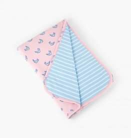 Hatley Hatley - Receiving Blanket (4 Colours)