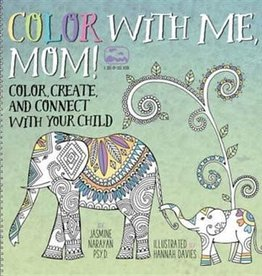 Race Point Color With Me, Mom! Book
