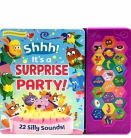Cottage Door Press Shhh! It's a Surprise Party! - Sound Board Book