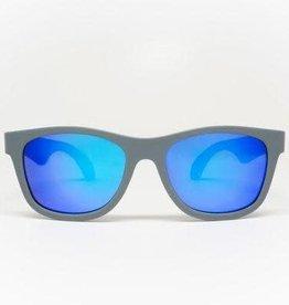 Babiator Navigator - Galactic Grey w Blue Lense 6+