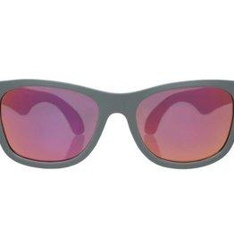 Babiator Navigator - Galactic Grey w Pink Lense 6+