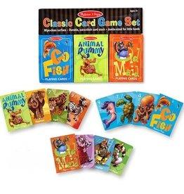 Melissa & Doug M&D - Classic Card Game Set