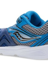 Saucony Baby Ride Sneaker Navy/Blue