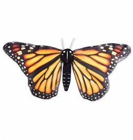Hearthsong Beautiful Butterfly Wings - Monarch Orange