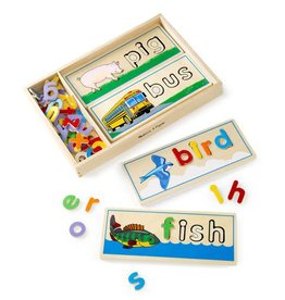 Melissa & Doug M&D - See & Spell Learning Toy