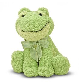Melissa & Doug Meadow Medley Plush Frog