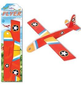 eeBoo Jefferson Flyer Plane
