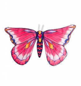 Hearthsong Fantasy Butterfly Wings - Pink/Blue