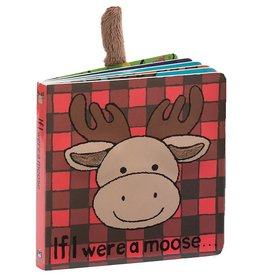 JellyCat Jellycat - If I Were A Moose Book