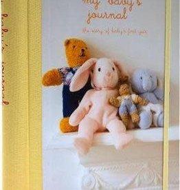 My Baby's Journal Yellow