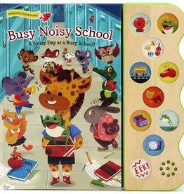 Cottage Door Press Busy Noisy School - Sound Board Book