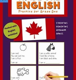 Grade One English - Great Canadian Workbook
