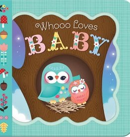 Cottage Door Press Who Loves Baby - Greeting Card Book