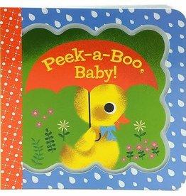 Peek-a-Boo, Baby! - Greeting Card Book