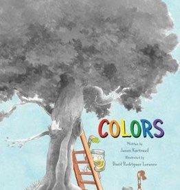 Flowerpot Press Colors Book