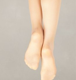 Capezio Capezio Adult Ultra Shimmery Footed Tights 1808