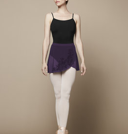 Bloch Bloch Placement Flock Wrap Skirt