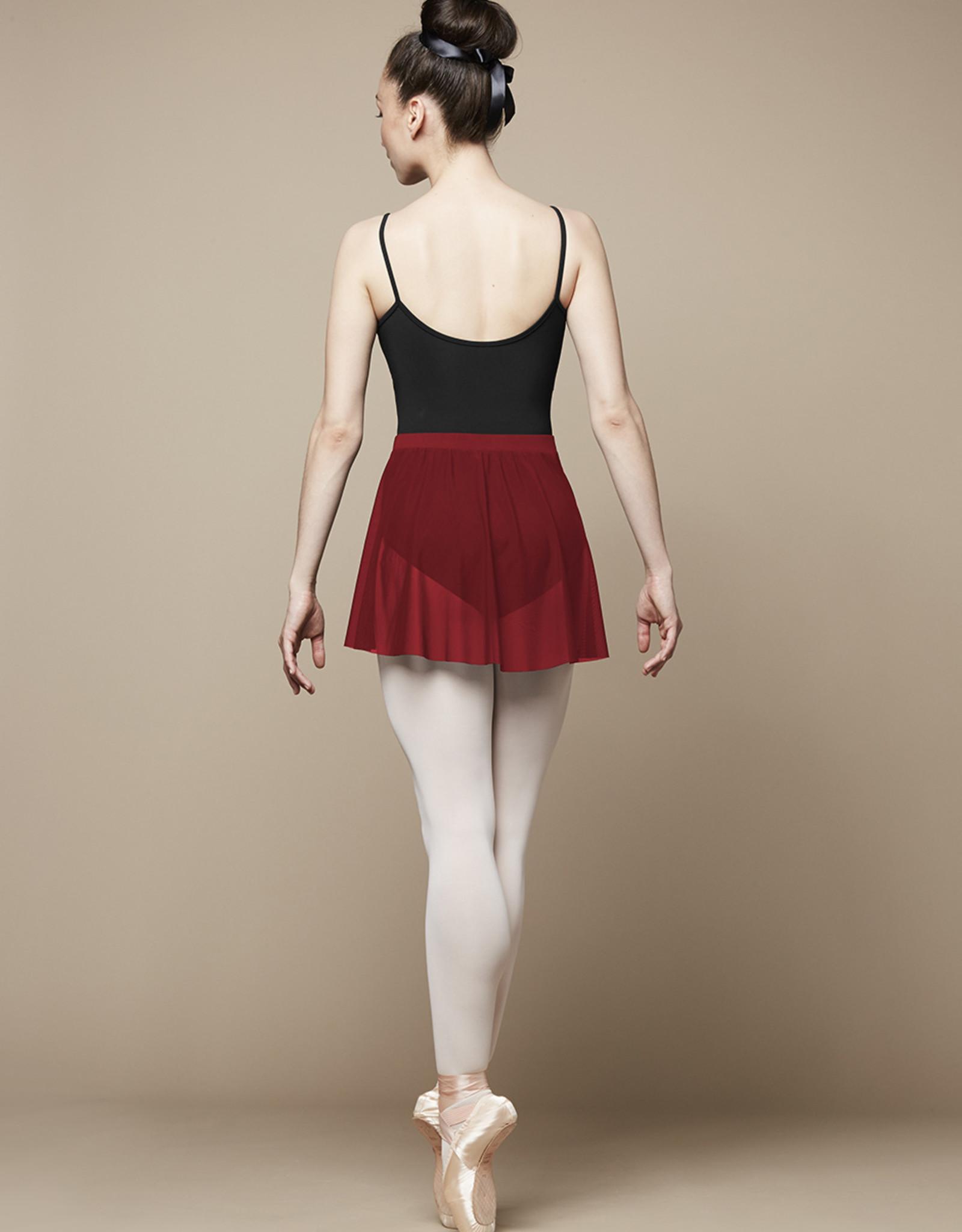 Bloch Bloch Placement Flock Wrap Skirt - R9811