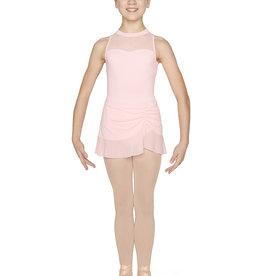 Bloch Bloch Mesh Trim Side Split Skirt
