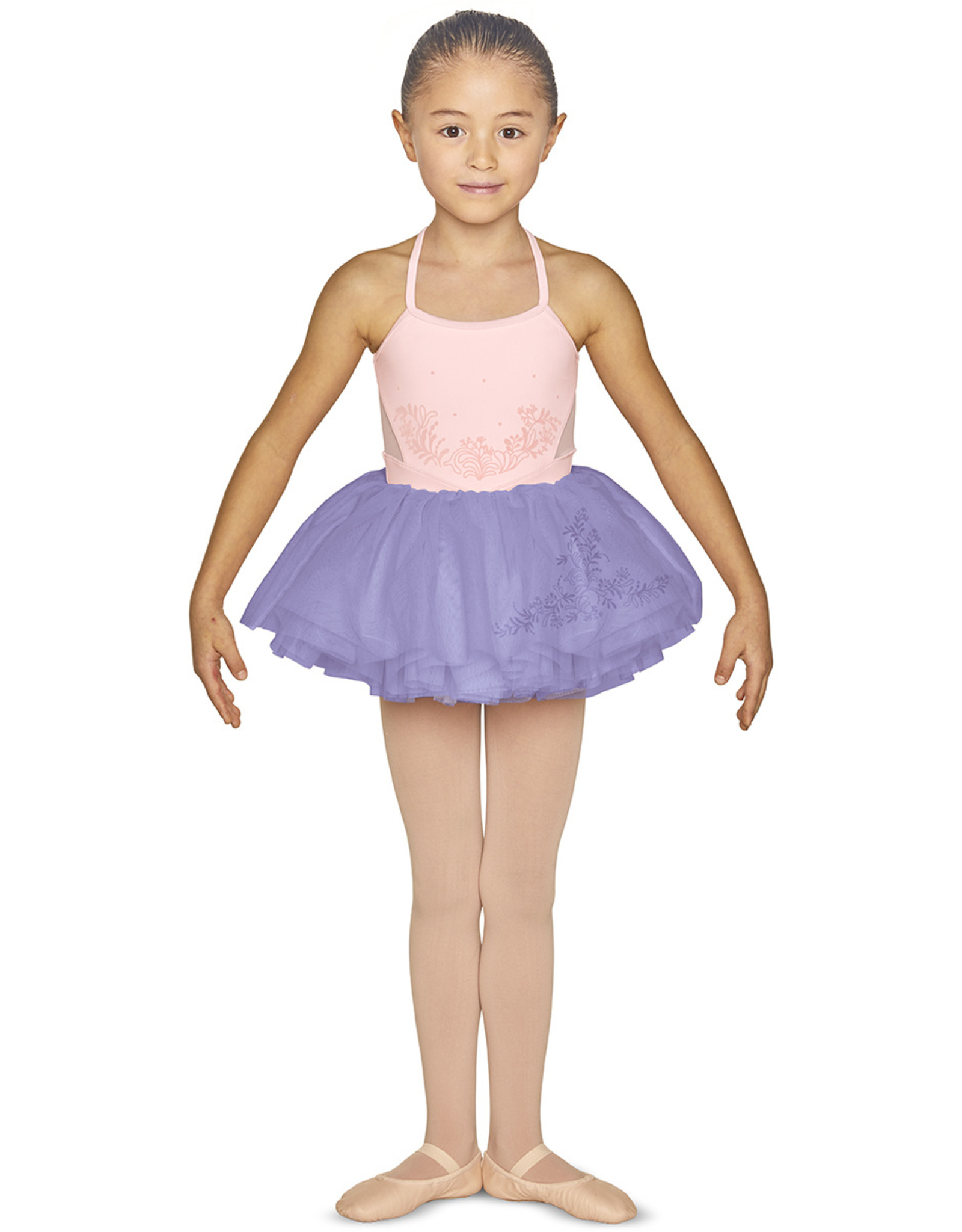 Bloch Bloch Placement Flock Tutu Skirt - CR9921