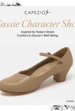 """Capezio Capezio Cassie Jr. 1.5"""" Character Shoe - 831"""