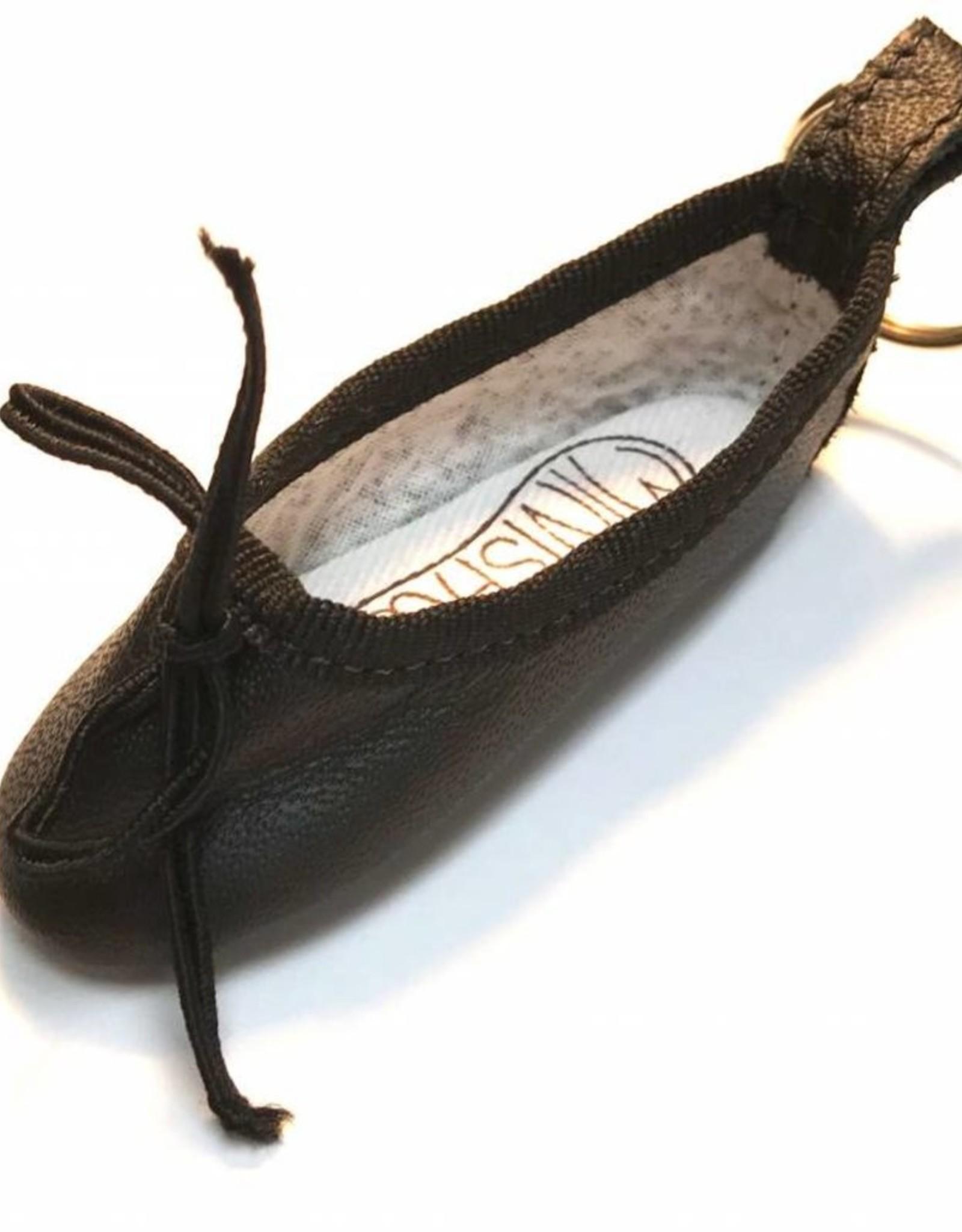 Pillows for Pointes Pillows for Pointe MiniShooz Ballet Slipper Key Ring