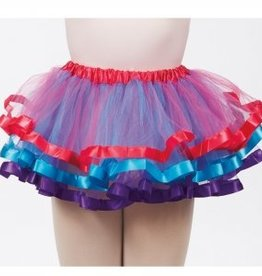 Dasha Designs Dasha Three Layer Ribbon Tutu - 4425
