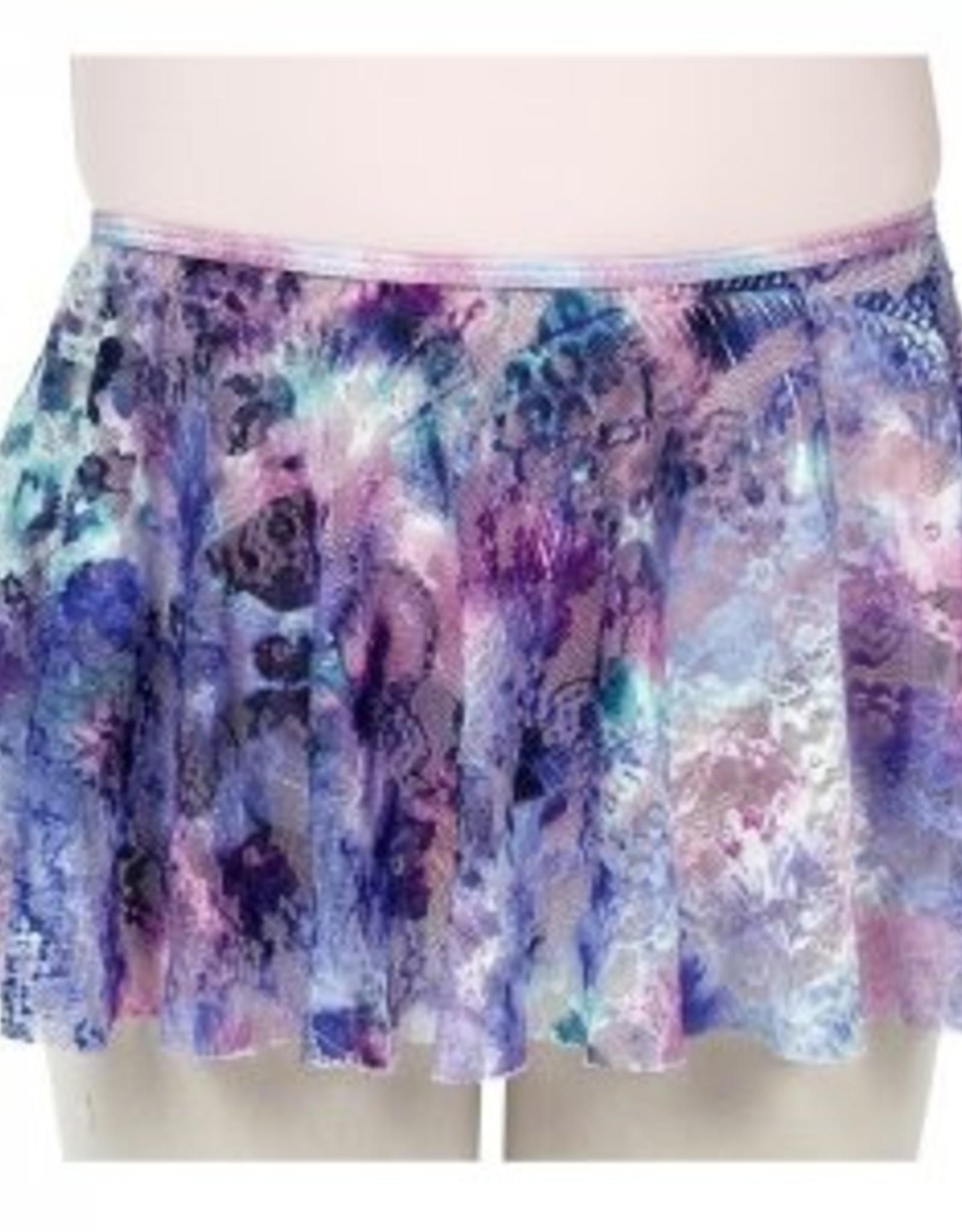 Dasha Designs Dasha Girls Feather Dye Skirt - 4440
