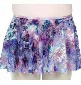 Dasha Designs Dasha Girls Feather Dye Skirt - 4440