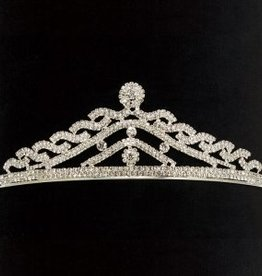 "Dasha Designs Dasha Classic 2"" Tiara  - 5109"