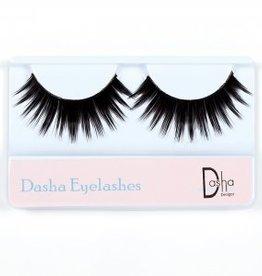 Dasha Designs Dasha Full Eyelashes with Glue (Jagged) - 2480