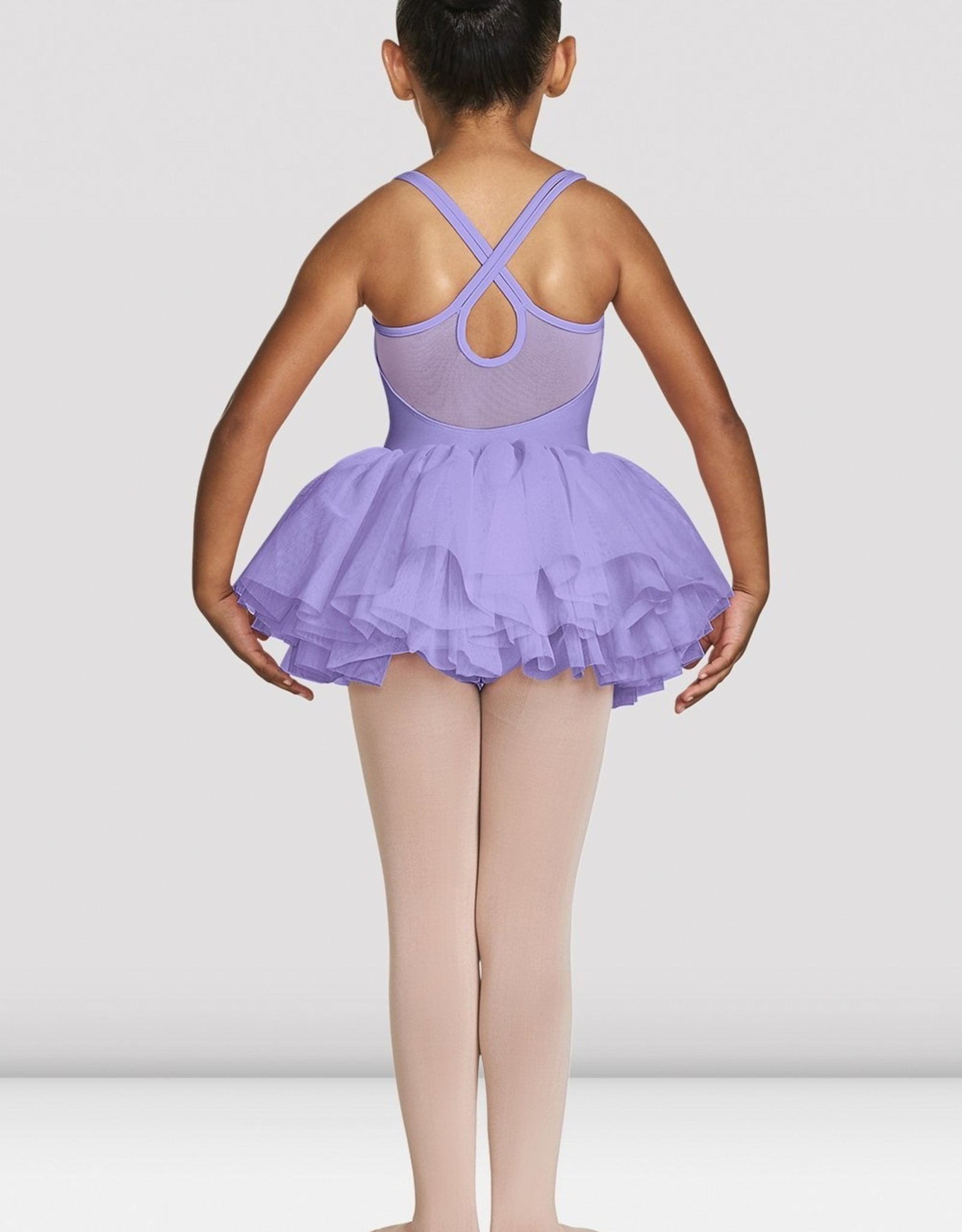 Bloch Bloch Mesh Back Cami Tutu Leotard - CL4901
