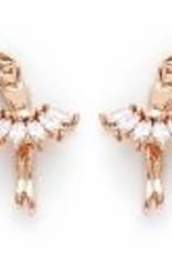 Dasha Designs Dasha Designs Ballerina Earrings