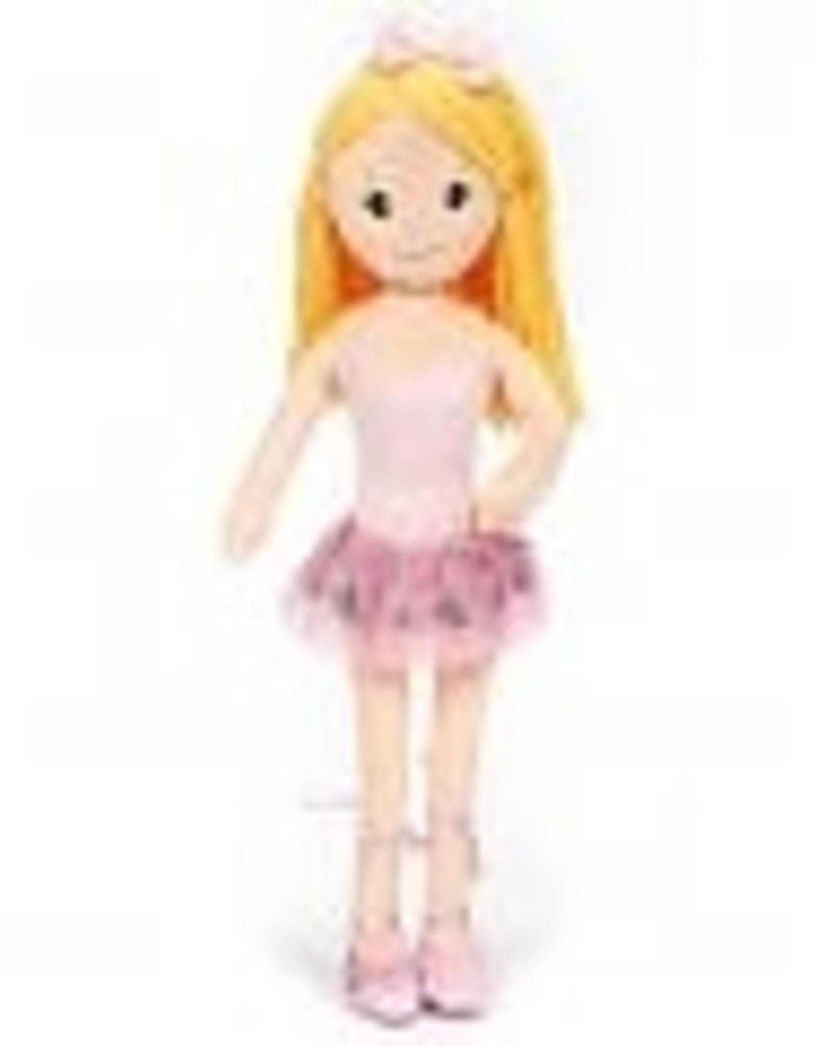 Dasha Designs Dasha Ballerina Doll - 6280