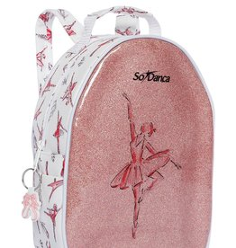 So Danca So Danca Canvas Backpack Ballerina - BG717NL