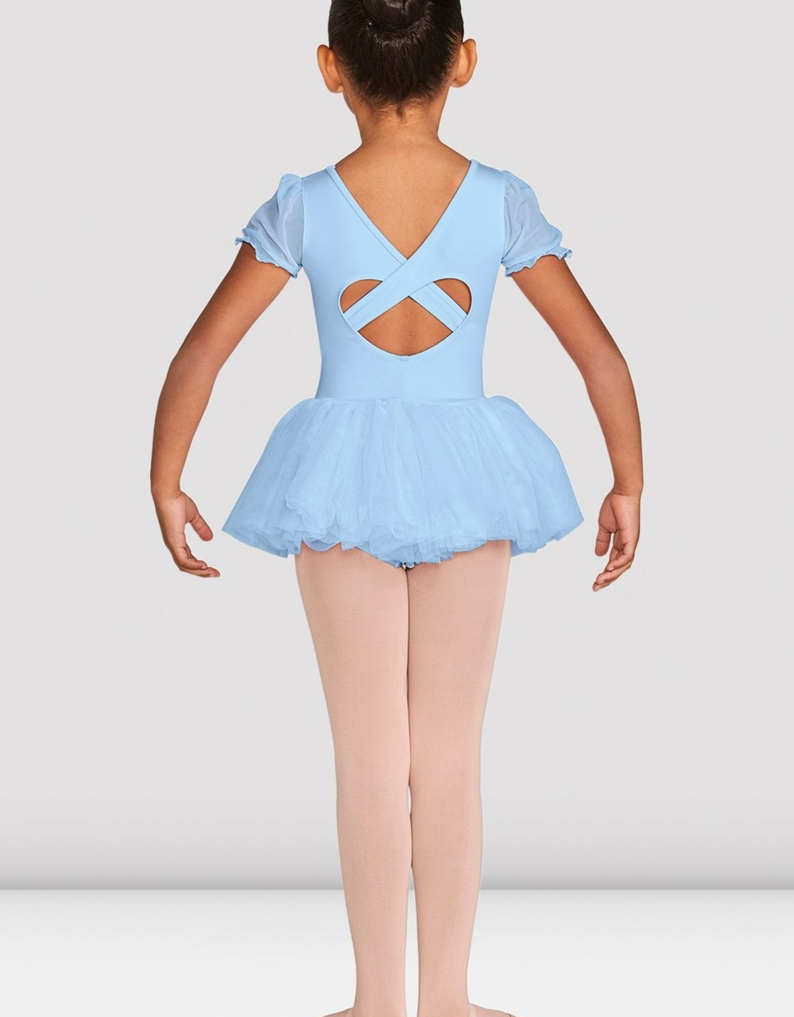 Bloch Bloch Diamante Frill Tutu Leotard - CL5542