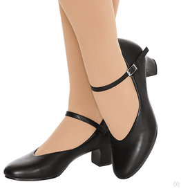 Eurotard Dancewear Eurotard Child Pivot Character Shoes - A2213C