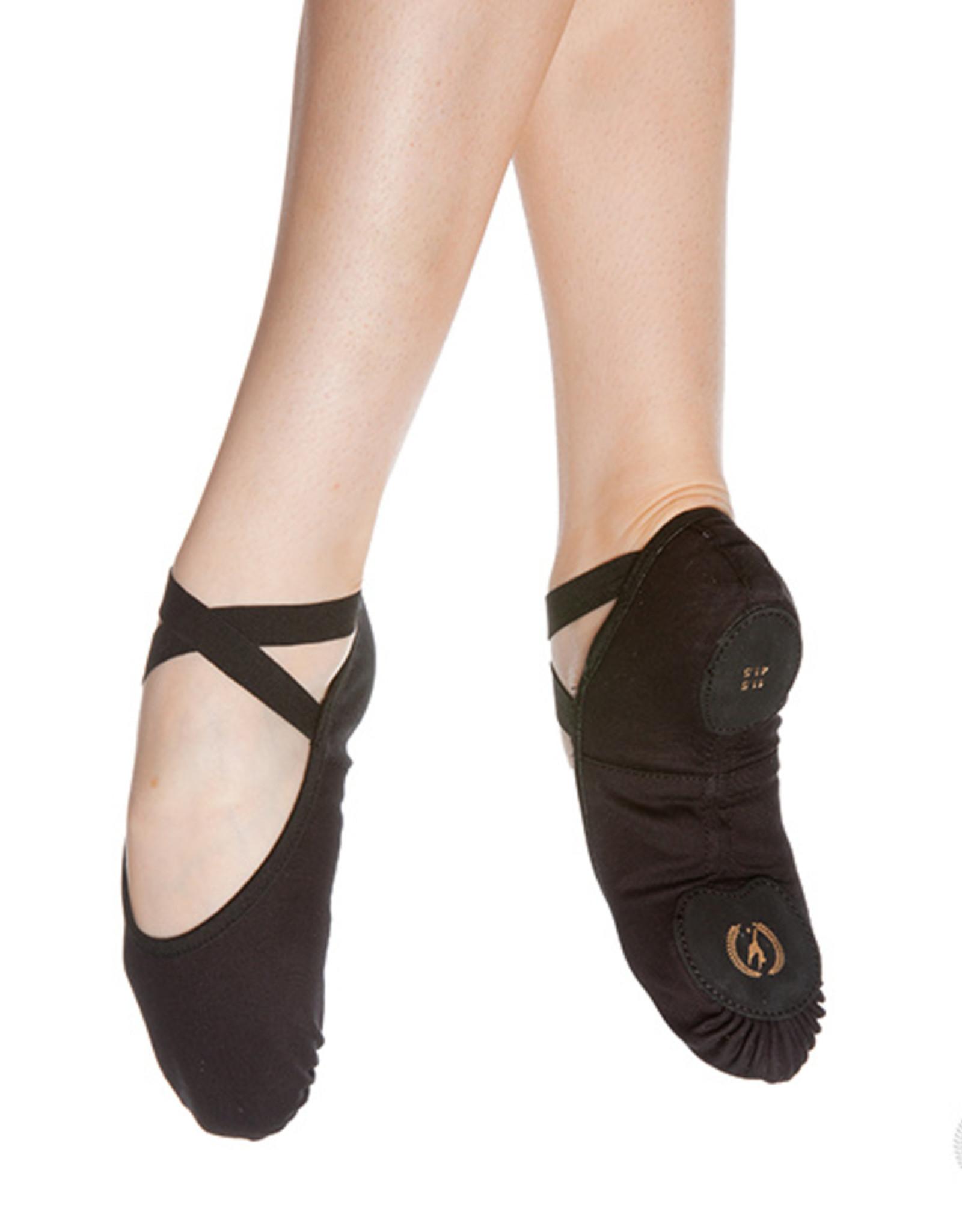 Eurotard Dancewear Eurotard Assemblé Ballet Slippers - A1004A