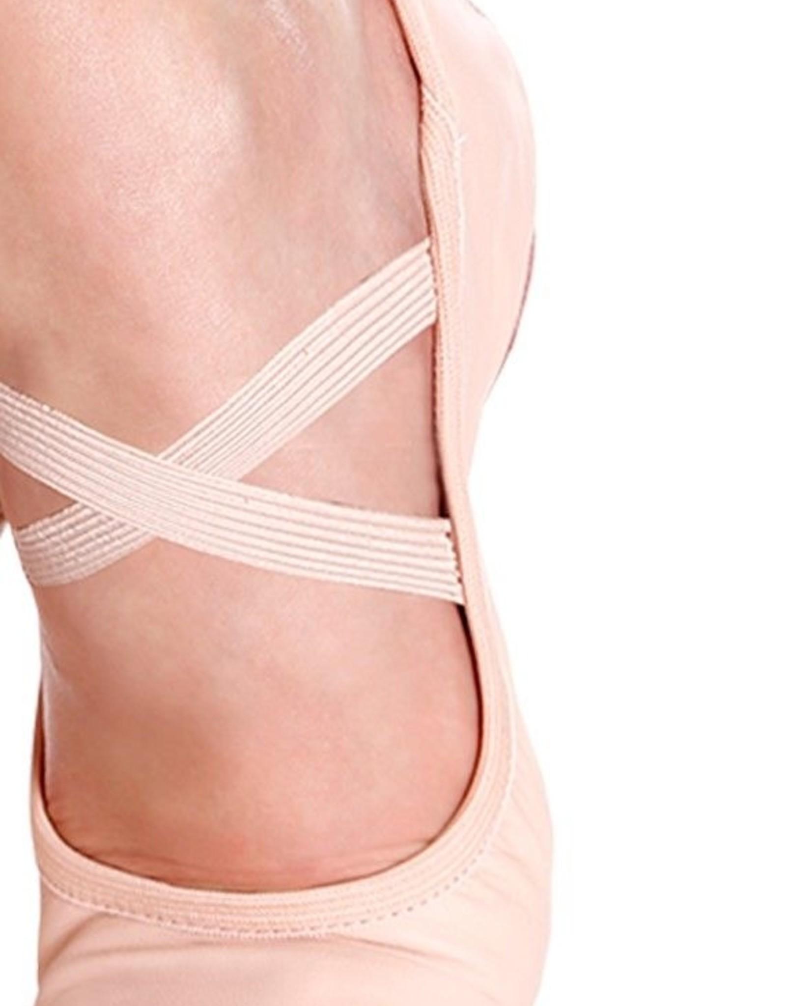 So Danca So Danca Briar XL Leather Ballet Shoe - SD111