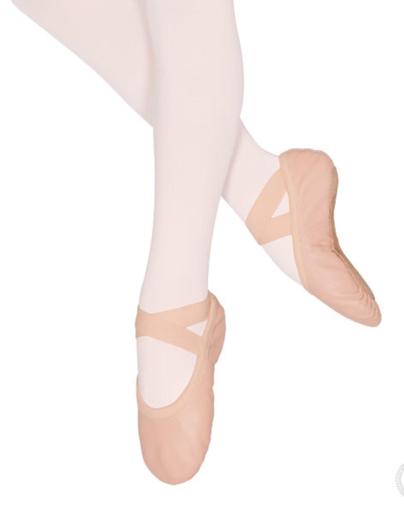 Eurotard Dancewear Eurotard Child Full Sole Leather Passé - A2011C